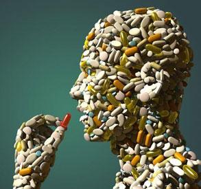 А сколько таблеток приняли Вы за свою жизнь?